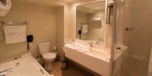 club classic bathroom
