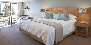 cabana bedroom