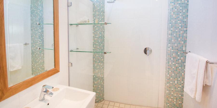adventure pad bathroom