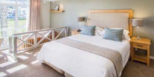 club classic bedroom