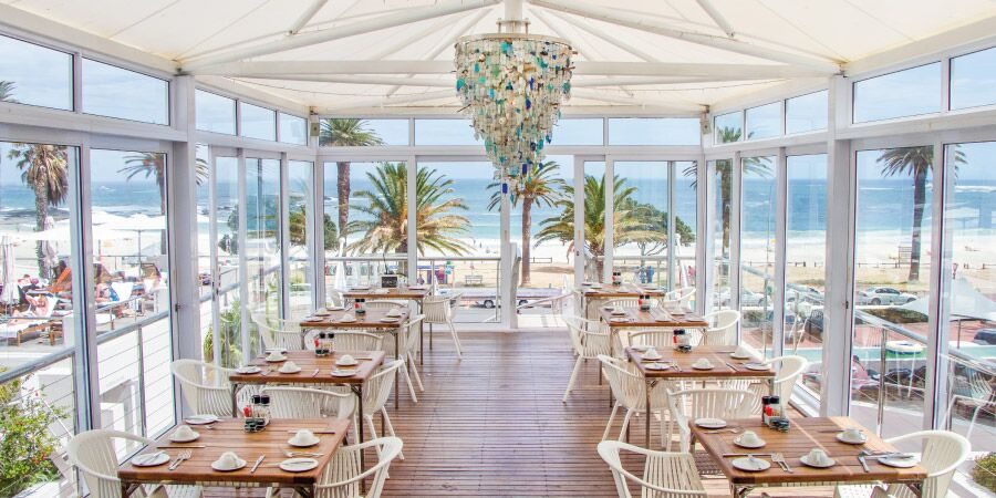 Restaurants In Cape Town The Bay Hotel