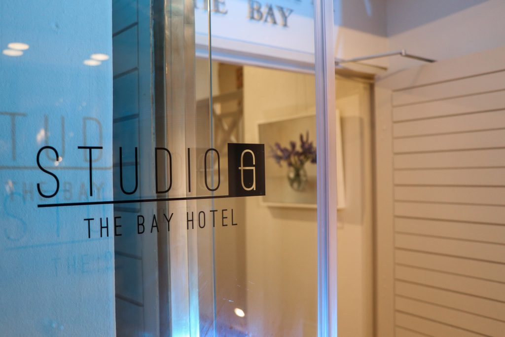 studio g at the bay hotel