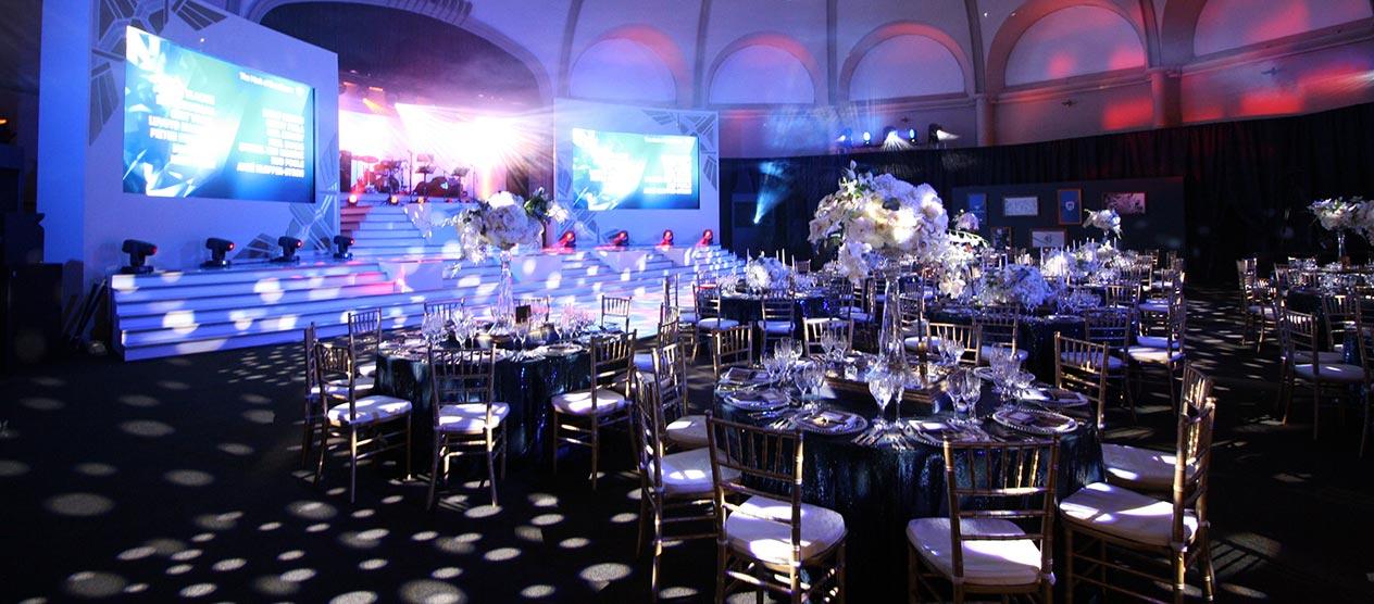 the bay hotel rotunda year-end function venue