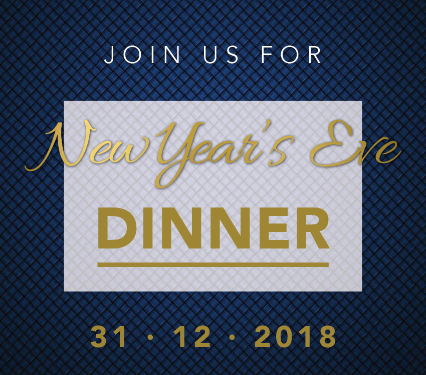 The Bay Hotel New Years Eve Dinner